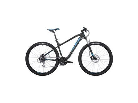 Rock Machine 29er Heatwave 70 black/neon blue/dark grey 2018