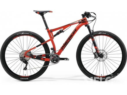 Merida NINETY-SIX 7.XT Red(Black) 2016