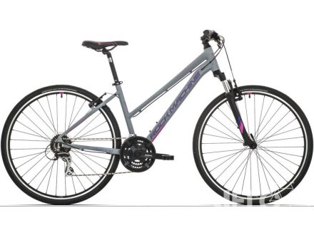Rock Machine Cross250 Lady mat grey/pink/violet 2019