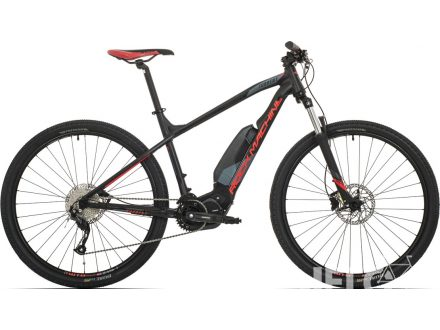 Rock Machine Torrent e30 mat black/neon red/dark grey