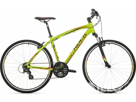 Rock Machine CrossRide 100 LO radioactive yellow/red/black 2018