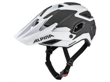 přilba Alpina Rootage white-carbon