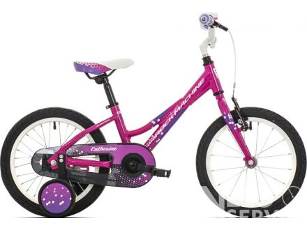 Rock Machine Catherine 16 gloss pink/ white/ violet