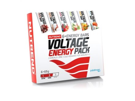 tyčinka VOLTAGE ENERGY BAR 65g