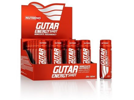 Foto - Gutar Nutrend Energy Shot 60ml