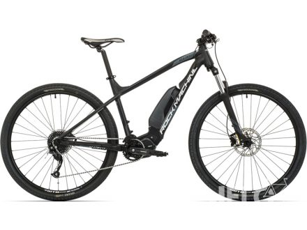 Rock Machine 29er Heatwave e30 mat black/silver/dark silver