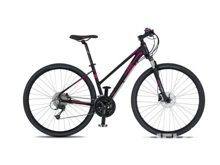 Foto - 4EVER PULSE DISC 2020 black/pink