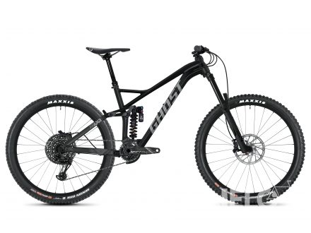 Ghost FRAMR 6.7 Jet Black / Urban Gray 2020