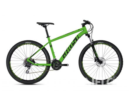 Ghost KATO 3.7 AL - Riot Green / Night Black 2020