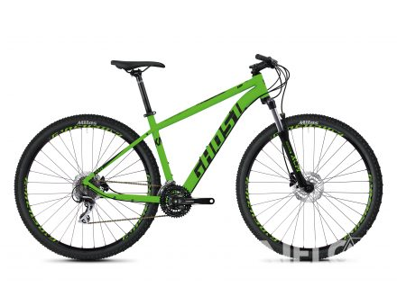 Ghost KATO 3.9 AL - Riot Green / Night Black 2020