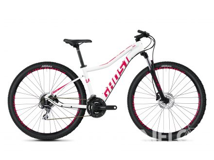 Ghost LANAO 2.9 AL - Star White / Ruby Pink 2020