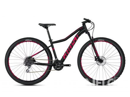 Ghost LANAO 3.9 AL - Jet Black / Ruby Pink 2020