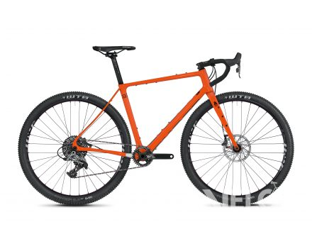 Foto - Ghost Road Rage Fire 6.9 LC Monarch Orange / Night Black 2020