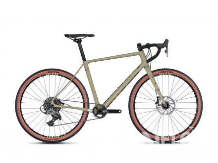 Foto - Ghost Road Rage Endless 8.7 LC Tan / Titanium Gray 2020