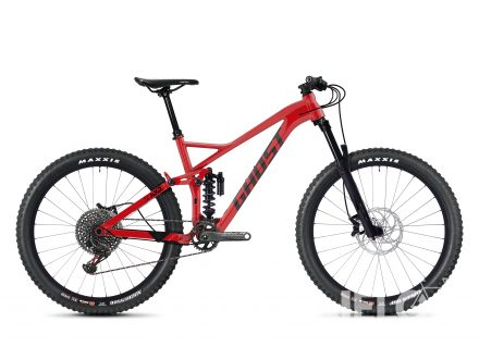Ghost SLAMR 8.7 AL - Riot Red / Jet Black 2020