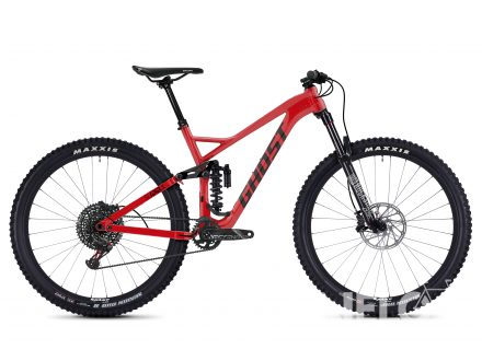 Ghost SLAMR X7.9 AL - Riot Red / Jet Black 2020