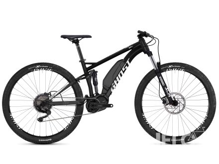 Ghost Ebike Kato FS S3.9 - Night Black / Star White 2020