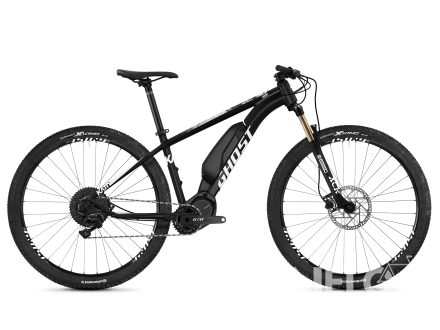 Ghost Ebike Kato S3.9 - Night Black / Star White 2020