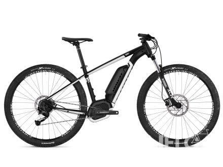 Foto - Ghost Ebike Teru B2.9 - Jet Black / Star White 2020