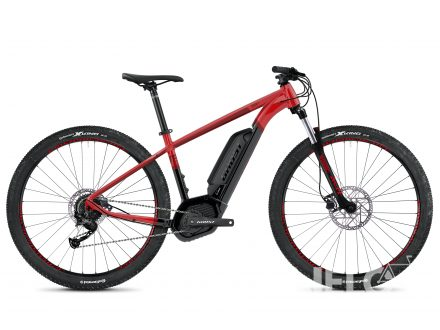 Ghost Ebike Teru B2.9 - Riot Red / Jet Black / Shadow Red 2020