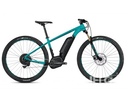 Ghost Ebike Teru B4.9 - Electric Blue / Jet Black / Shadow Blue 2020