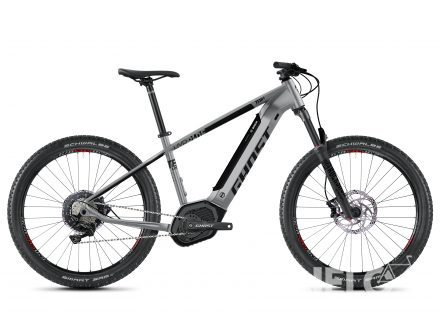 Ghost HYBRIDE TERU PT B5.7+ AL - Urban Grey / Jet Black 2020