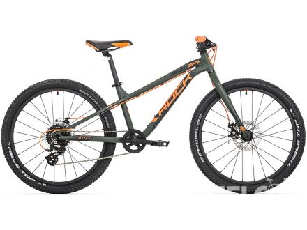 Rock Machine Blizz 24 MD mat khaki/neon orange/black 2020