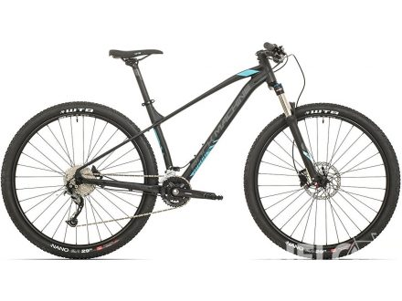 Rock Machine Catherine 30-29 mat black/neon cyan/dark grey 2020
