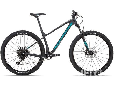 Rock Machine Blizz CRB 30-29 mat black/dark grey/petrol blue 2020