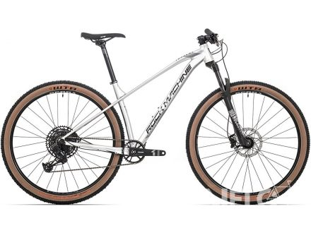 Rock Machine Torrent 90-29 gloss silver/black 2020