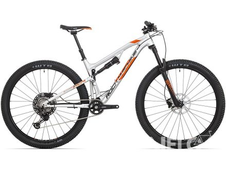 Rock Machine Blizzard XCM 70-29 gloss silver/neon orange/black 2020