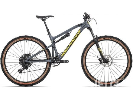 Foto - Rock Machine Blizzard TRL 30-29 dark grey/yellow/black 2020