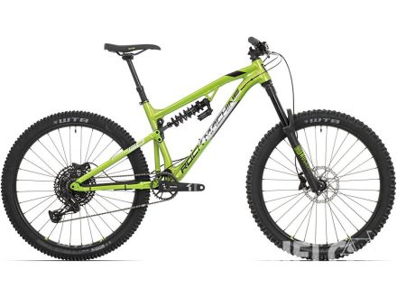 Foto - Rock Machine Blizzard 50-27 DVO green/gloss silver/black 2020