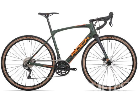 Rock Machine GravelRide CRB 700 mat khaki/neon orange/black 2020