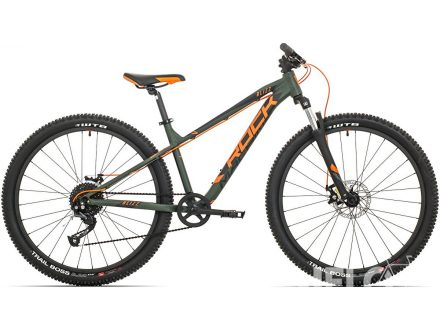 Rock Machine Blizz 27 MD mat khaki/neon orange/black 2020