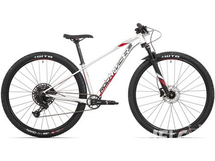 Rock Machine Thunder 29 HD LTD (XS) gloss silver/red/black 2020