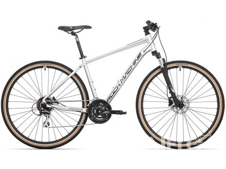 Rock Machine Cross 300 gloss silver/black 2020