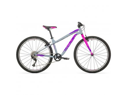 Rock Machine Thunder 26 gloss grey/pink/violet 2020