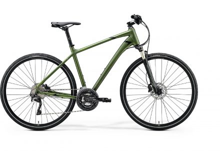 CROSSWAY XT-EDITION Matt Fog Green(Glossy Green/Black)