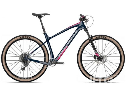 Foto - Rock Machine Catherine CRB 20-29 gloss dark blue/pink/silver 2021