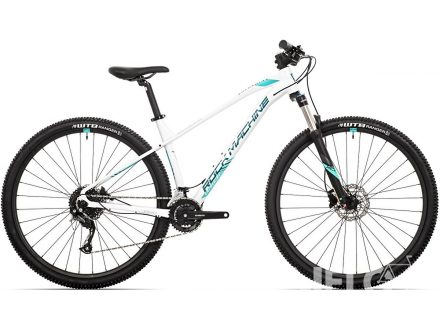 Rock Machine Catherine 20-29 pearl white/neon cyan/petrol 2021