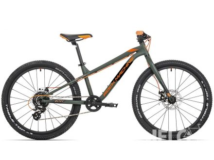 Rock Machine Blizz 24 mat khaki/neon orange/black 2021