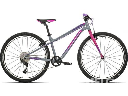 Rock Machine Thunder 26 gloss grey/pink/Violet 2021