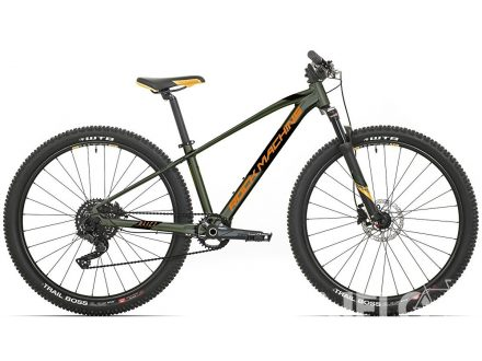 Foto - Rock Machine Blizz 27 mat khaki/neon orange/black 2021