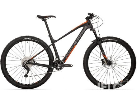 Foto - Rock Machine Blizz CRB 20-29 mat black/dark grey/orange 2021