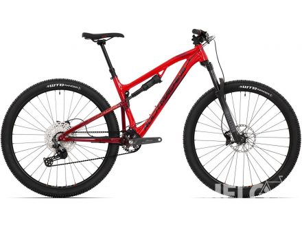 Rock Machine Blizzard XCM 30-29 gloss red/crimson/black 2021