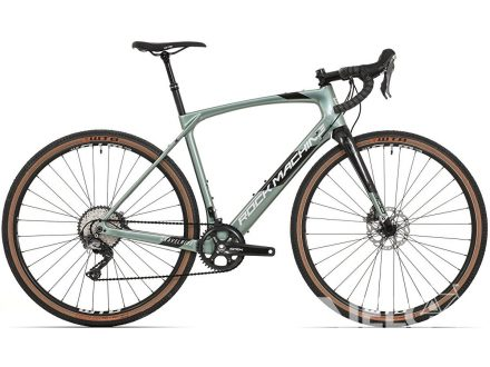 Rock Machine GravelRide CRB 900 gloss light olive/black/silver 2021