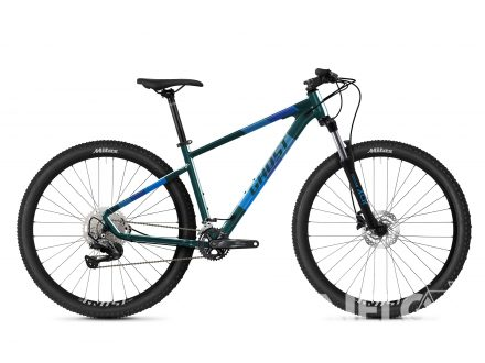 Ghost Kato Advanced 27.5 - Green / Blue 2021