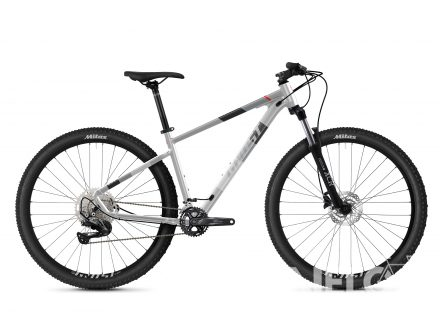 Ghost Kato Advanced 27.5 - Silver / Grey / Orange 2021