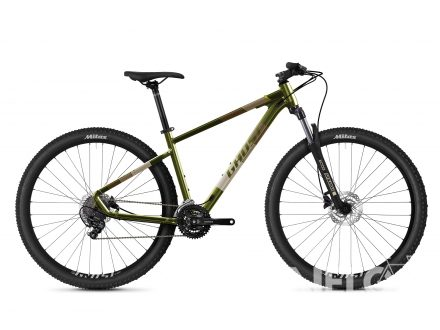 Ghost Kato Base 27.5 - Green / Grey / Tan 2021